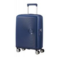American Tourister SoundBox 55cm Expandable Suitcase