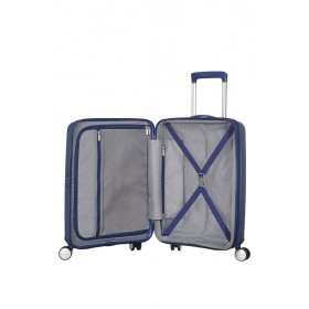 American Tourister SoundBox 55cm Expandable Suitcase