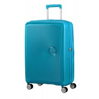 American Tourister SoundBox 67cm Expandable Suitcase
