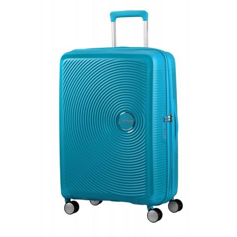 American Tourister SoundBox 67cm Expandable Suitcase