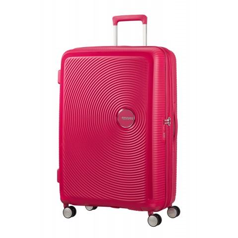 American Tourister SoundBox 77cm Expandable Suitcase