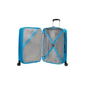 American Tourister Air Force 1 76cm Spinner suitcase - Gradient Blue