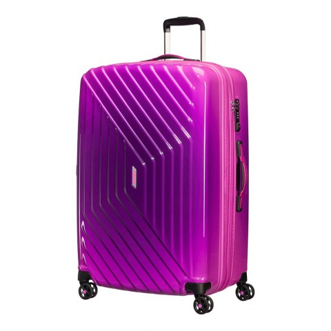 American Tourister Air Force 1 76cm Spinner suitcase - Gradient Pink