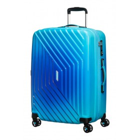American Tourister Air Force 1 66cm Spinner suitcase - Gradient Blue