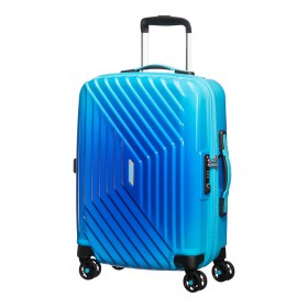 American Tourister Air Force 1 55cm Spinner suitcase - Gradient Blue