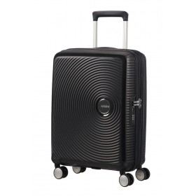 American Tourister Curio 4-wheel cabin baggage 55cm Spinner Suitcase
