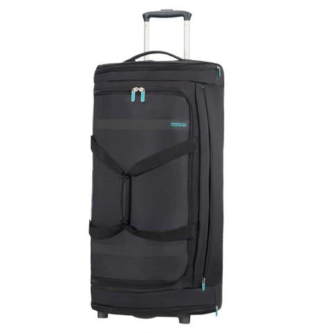 American Tourister Herolite Wheeled Duffle Bag 79cm - Black