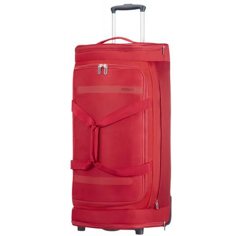 American Tourister Herolite Wheeled Duffle Bag 79cm - Formula Red