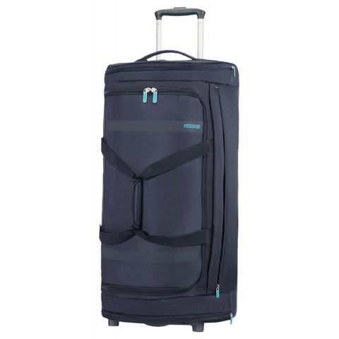 American Tourister Herolite Wheeled Duffle Bag 79cm - Midnight Blue