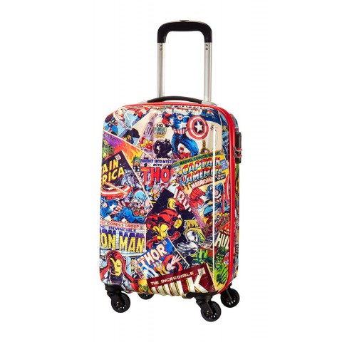American Tourister Marvel 55cm Spinner Suitcase