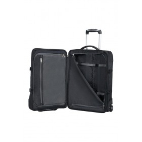 American Tourister 55cm Road Quest Duffle with Wheels Black