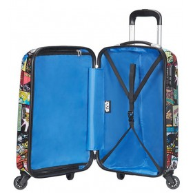 American Tourister Star Wars Legends 4-wheel cabin baggage Spinner suitcase 55cm
