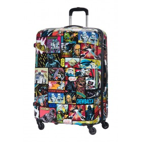 American Tourister Star Wars Legends 75cm Spinner Luggage