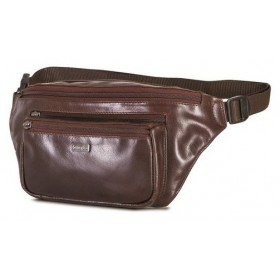 Brando Alpine Leather Waist-Bag