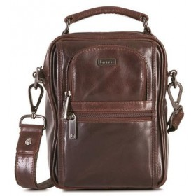 Brando Alpine Leather Crossbody with Handle