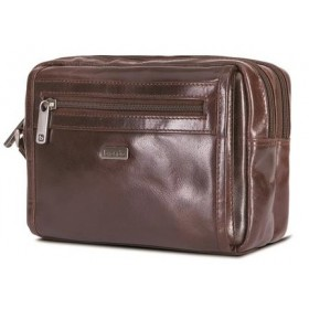Brando Alpine Leather Gents Bag