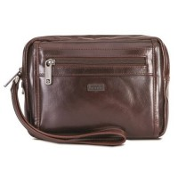 Brando Alpine Leather Gents Bag