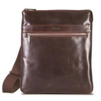 Brando Alpine Leather Tablet Bag 9.7""