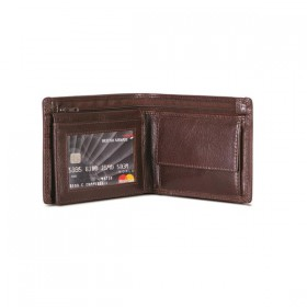 Brando Alpine Leather Tabless Wallet