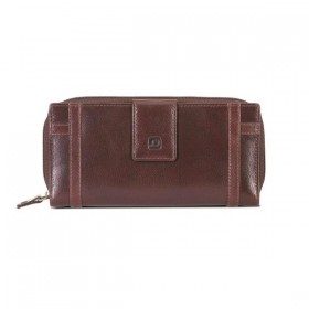 Brando Alpine Leather Multi-Card Purse