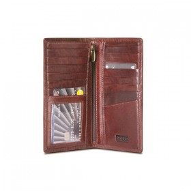 Brando Alpine Leather Upright Card Holder