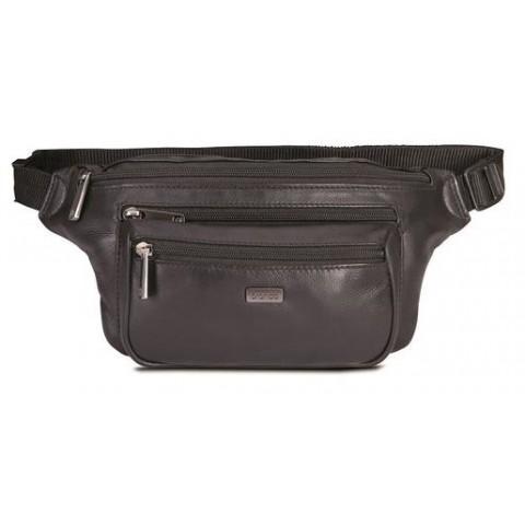 Brando Andes Leather Waist-Bag
