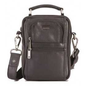 Brando Andes Leather Crossbody with Handle