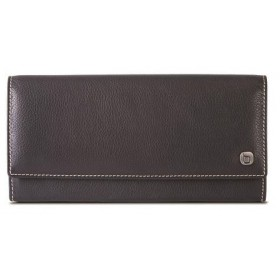 Brando Andes Leather Flapover Purse