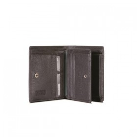 Brando Andes Leather Upright Card Wallet