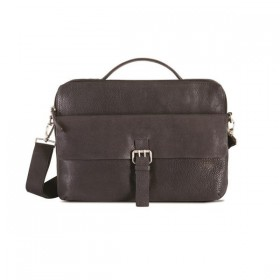 "Brando Cooper Leather 13"" Laptop Bag"