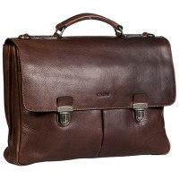 Cellini Woodbridge Leather Large Briefcase