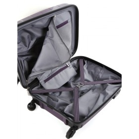 Cellini Zone 55cm Carry-On Spinner Luggage