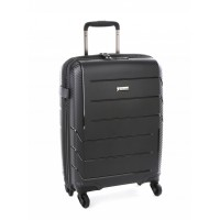 Cellini Microlite 54cm 4 Wheel Carry On (Black)