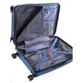 Cellini Microlite 68cm 4 Wheel Trolley Case