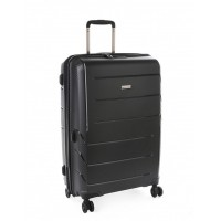 Cellini Microlite 68cm 4 Wheel Trolley Case (Black)