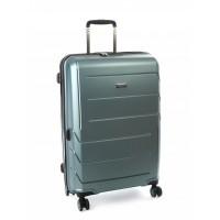 Cellini Microlite 68cm 4 Wheel Trolley Case (Green)