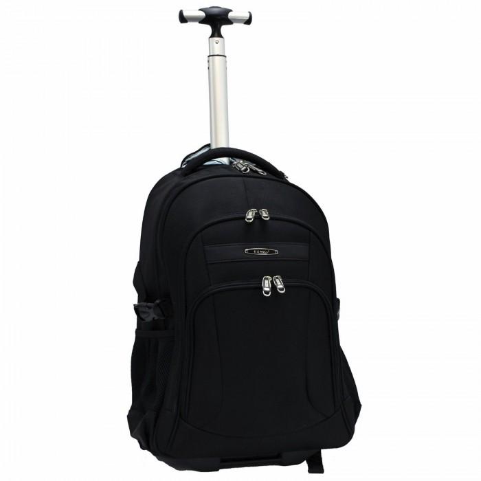 7e74b7fa99fe E-Z Roll Laptop Trolley Backpack