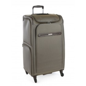 Cellini Auberge 4 Wheel Trolley Duffle With Shoe Pocket