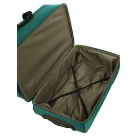 Cellini Microlite Cabin Trolley Duffle Luggage