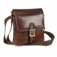 Cellini Woodbridge Flapover Crossbody Bag