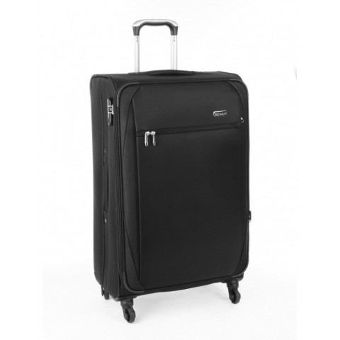 Voyager Echo 76cm 4 Wheel Trolley Case