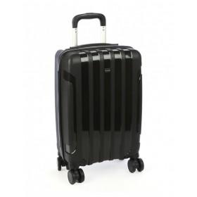 Voyager Diamond 54cm 4 Wheel Trolley Case