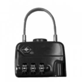 Gino De Vinci Combination TSA Cable Lock