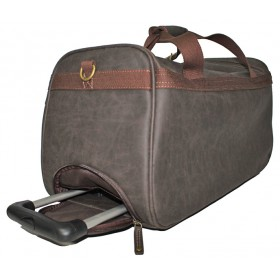 Troop Suede Trolley Duffle