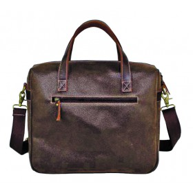 "Troop Suede 15"" Laptop Bag"