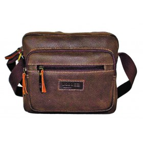 Troop Suede Shoulder Bag