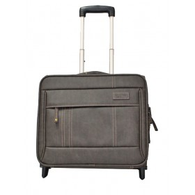 Troop Suede Laptop Trolley