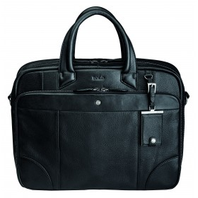 342b183041 Polo Boston Leather Briefase