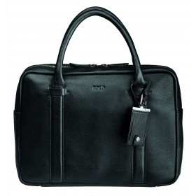 Polo Boston Leather Slimline Briefcase bb74440b48705