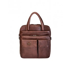 Polo Panama Leather Reporter Bag 8b086dd7b0875